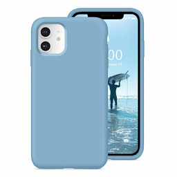 Apple Silicone Case for Iphone 11 Pro Light Blue