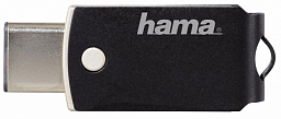 Hama C-Turn 32Gb 3.1/3.0Usb Black