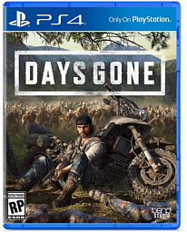 PS4 - Days Gone (2019)