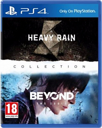 PS4 - Heavy Rain and Beyond Two Souls collection