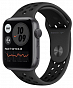 Apple Watch Nike Series 6 44mm Space Gray Aluminium Case with Nike Sport Band