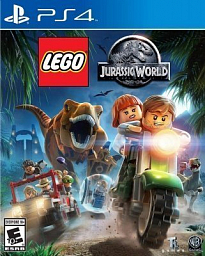 PS4 - LEGO Jurassic World