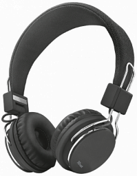 Trust UR ZIVA HEADPHONE BLACK (21821)