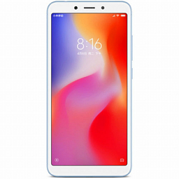 Xiaomi Redmi 6A 2GB/16GB Blue