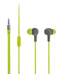 Trust URBAN Aurus Waterproof In-ear Headphones - lime green (20836)
