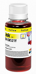 ColorWay Ink for Canon CL-38/CLI-521 Yellow 100ml (CW-CW521Y01)