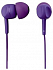 Thomson In Ear Earphones Control Talk Purple