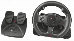 Trust GXT 580 Vibration Feedback Racing Wheel (21414)