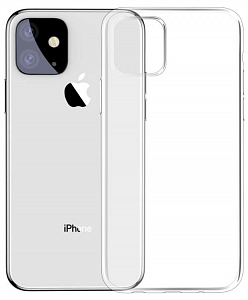 Çexol Baseus Silicone Case for Iphone 11 Clear - Maxi.az