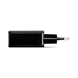 Ttec SpeedCharger USB Travel Charger, 2.1A, incl. Type C Black