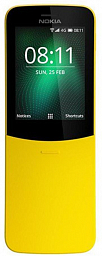 Nokia 8110 Dual Sim Banana Yellow