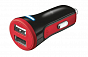 Trust 20W Car Charger with 2 USB ports - red (20742)