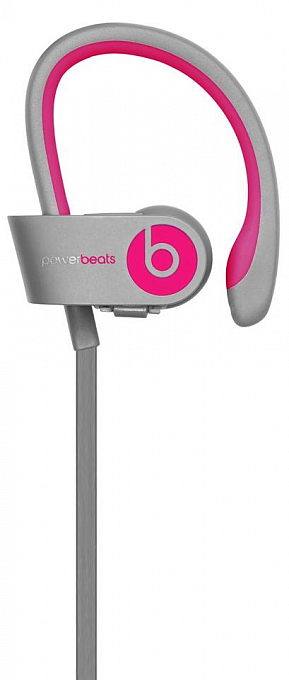 Qulaqcıq Beats Powerbeats 2 Wireless Pink/Grey (MHBK2ZM/A) - Maxi.az