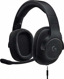 Qulaqcıq Logitech G433 7.1 Surround Gaming Headset TRIPLE BLACK - Maxi.az