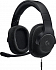 Logitech G433 7.1 Surround Gaming Headset TRIPLE BLACK