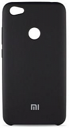 Silicone Case Xiaomi Note 5A Black