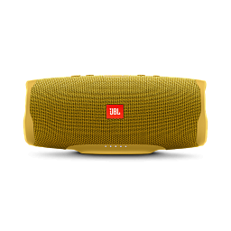 JBL Charge 4 Mustard Yellow