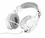 Trust GXT 322W Gaming Headset - white camouflage (20864)