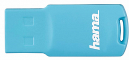 Hama USB Flash Pastell 16Gb 2.0 Blue