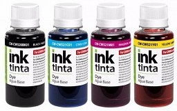 ColorWay Ink set Canon 4x100ml (CW-CW520SET01)