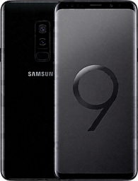 Samsung Galaxy S9 Plus G965 Dual Midnight Black