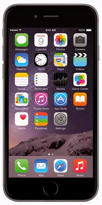 Telefon Apple IPhone 6 Space Grey 64GB - Maxi.az