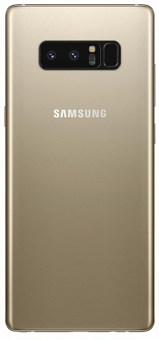Telefon Samsung Galaxy Note 8 64GB Gold - Maxi.az