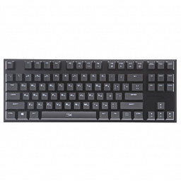 Gaming Keyboard HyperX Alloy FPS Pro Cherry MX Red HX-KB4RD1-RU