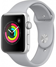 Apple Watch S3 42mm Silver Sport (MQL02)
