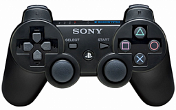 Sony PS3 Controller Black
