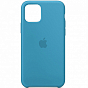 Apple Silicone Case for Iphone 11 Pro Max Light Blue