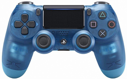 Sony PS4 Controller Blue Crystal
