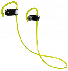 Qulaqlıq Ttec Soundbeat Sport Wireless BT Stereo Headset Space Green - Maxi.az