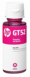 HP GT52 Ink Bottle Magenta