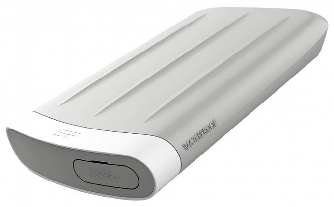 Silicon Power USB 3.0 for Mac 500GB HDD(SP500GBPHD65MS3G)