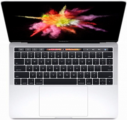 "Apple MacBook Pro touch bar 13"" (MPXX2) Silver"
