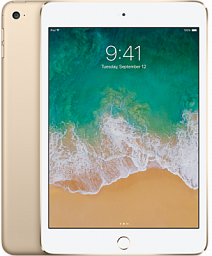 iPad Mini 4 (2017) Wi-Fi 128GB Gold