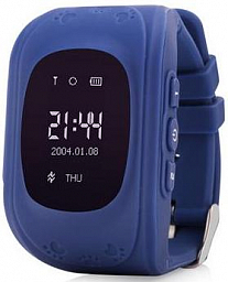 Smartwatch Wonlex Q50 Dark Blue