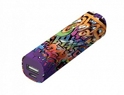Trust Tag PowerStick 2600 - graffiti text (20867)