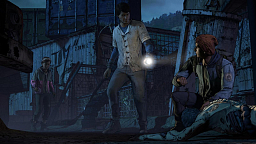 PS4 - The Walking Dead: The Telltale Series A new Frontier