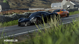Sony PS4 - DriveClub