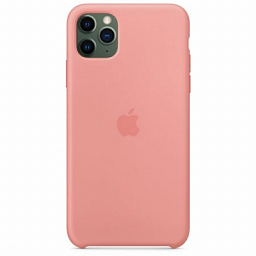 Apple Silicone Case for Iphone 11 Pro Peach