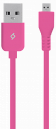 TTec micro USB 1.3m Cable Pink