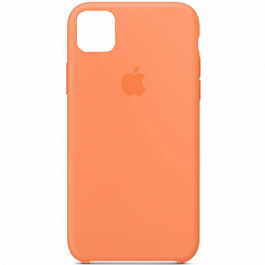 Çexol Apple Silicone Case for Iphone 11 Pro Max Orange - Maxi.az