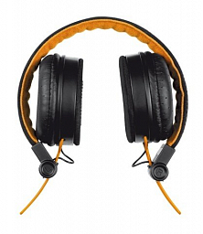 Trust Urban Fyber Headphone - black/orange (20079)
