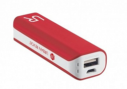 Trust Power Bank 2200 - red (20067)