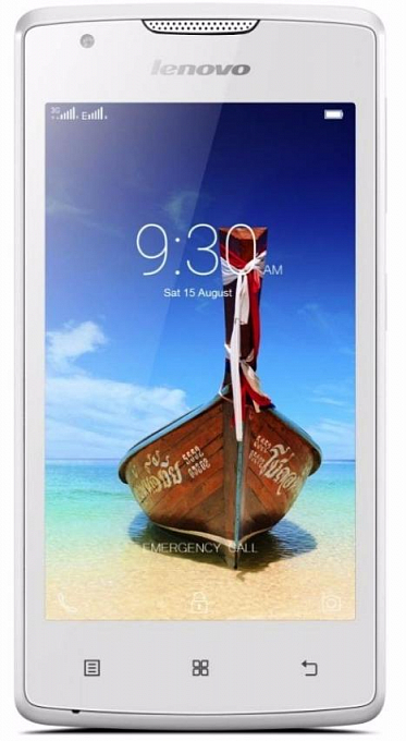 Lenovo A1000m DS White