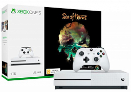 Xbox One S 1TB (Sea of Thieves Bundle)