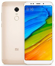 Xiaomi Redmi 5 Plus 3GB/32GB Dual SIM Gold