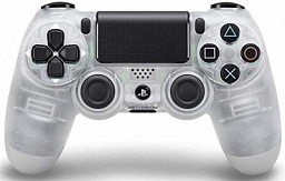 Sony PS4 Controller Crystal